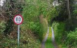 Speed limited in Leitrim to be reviewed