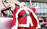 Santa is taking to the skies - in a helicopter!