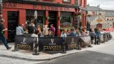 Costa del Leitrim: Carrick-on-Shannon is transformed by outdoor dining
