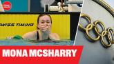 Sligo's Mona becomes first Irish swimmer to make Olympic final for 25 years