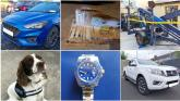 Cash, cars, Rolex watches and documents seized in Longford during major CAB raid at twelve locations