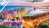 New weekly winter flights to Malaga