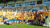 Vote of congratulations for new Ladies GAA Intermediate Connacht Champions