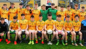 Louth goals vital as Leitrim defeated in Fr Manning Plate Final - GALLERY