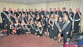 Relive the glitz and glamour from Ballinamore Sean O'Heslin's 'Strictly Come Dancing'