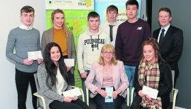 Seven lucky students awarded Josie  Martin Scholarships for 2017/2018