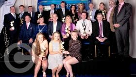 Sporting heroes honoured at 2017 Leitrim Sports Star Awards - GALLERY