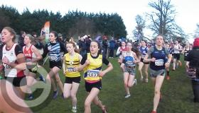 Abbottstown hosts tough National Cross-country Championships - GALLERY