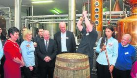 Gallery: Connacht's first whiskey in 104 years launched in The Shed Distillery Drumshanbo