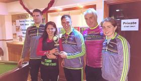Mohill's Fittest Family fundraiser raises €1,180 for Carmel Cunningham