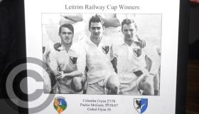Three greats honoured as Supporters celebrate Leitrim in Dublin - GALLERY