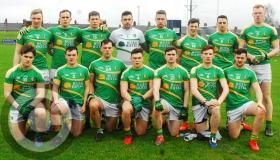 All the faces and action from Leitrim's trip to Belfast - GALLERY