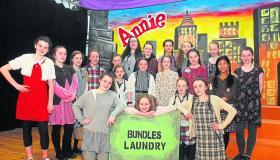 St Clare's Comprehensive School Manorhamilton presents 'Annie'