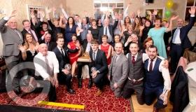 All the glamour of the Leitrim GAA County Board Awards - GALLERY