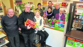 The end of an era as Kilnagross Post Office closes after 120 years of service
