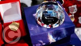 Glencar/Manorhamilton celebrate achievements with Sam Maguire - GALLERY