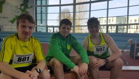 Gallery: Leitrim athletesclaim 11 gold medals at Connacht Indoor Championships