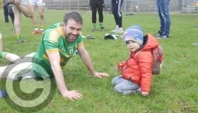 Leitrim footballers end League on a high - GALLERY