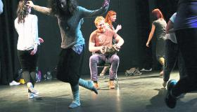 Gallery | Leitrim Dance Week Project at The Dock