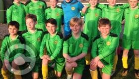 Abbey Rovers celebrate successful season