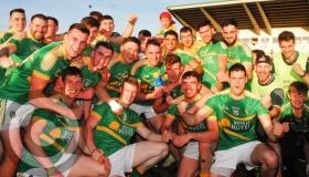 Leitrim players and fans celebrate historic win over Louth - GALLERY