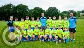 Manorhamilton out in force for Kellogg's Leitrim GAA Cul Camps - GALLERY