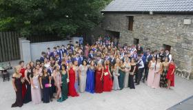 Gallery | Glitz & Glamour on display at Mohill Community College Debs