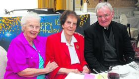 Gallery | Annie Cullen says thanks to all who made her 100th Birthday such a wonderful day