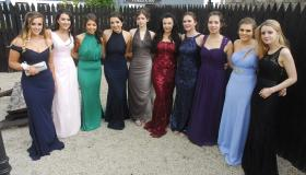 Gallery | Lough Allen Community College students Debs Ball reception
