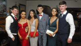 Gallery | Drumshanbo Vocational School Class of 2018 celebrate Debs Ball