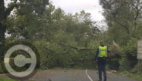 Gardai issue Storm Ali update for Leitrim