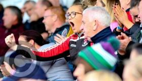 Fenagh St. Caillin's edge titanic struggle with Leitrim Gaels - GALLERY