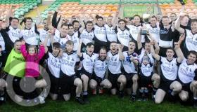 Glenfarne/Kiltyclogher celebrate historic Junior A success - GALLERY