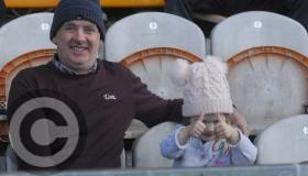 Cheering on their heroes in the Smith Monumentals IFC Final - GALLERY