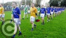 All the action shots from Aughawillan's thrilling win over Mohill - GALLERY