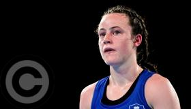 Déarbhla fights for bronze tonight after tough semi-final loss - GALLERY