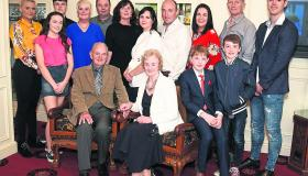 Gallery   Tommy and Florence Hoare return to wedding venue to celebrate 55th anniversary