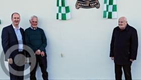 Aughavas mark 40th anniversary of opening of Pairc Achadh Easa - GALLERY