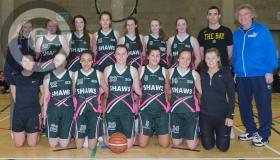 World Championship Portlaoise basketball students duel with teachers