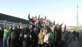 Gallery   The Leitrim faithful were out in force to witness victory over Limerick