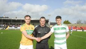 Gallery   Leitrim leave it late to see off Limerick