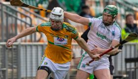 Gallery | Fermanagh prove too strong for Leitrim hurlers in Carrick