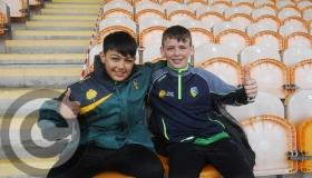 Fans out in force for Leitrim game against London - GALLERY