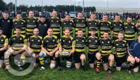 A historic breakthrough for Carrick Rugby - GALLERY