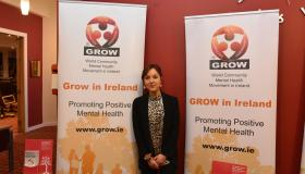 Getting the word out about positive mental and physical well-being at this year's Leitrim's Health Is Wealth