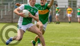 Fermanagh pip Leitrim U20s at the death - GALLERY