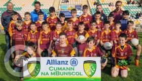 Leitrim schools star in Allianz Cumann na mBunscol Finals - GALLERY