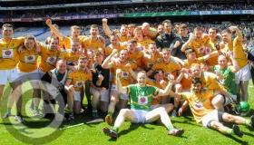 Leitrim celebrate historic victory in Lory Meagher Cup Final - GALLERY