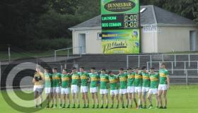 Fans enjoy sunshine and classic encounter as Roscommon pip Leitrim in U20 clash - GALLERY