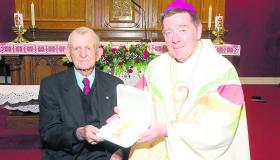Gallery | Benemerenti medal for Fenagh's Muredach Walsh